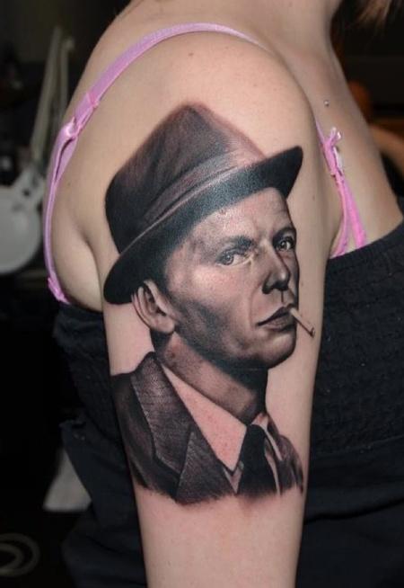 Tatuagens de Frank Sinatra 21