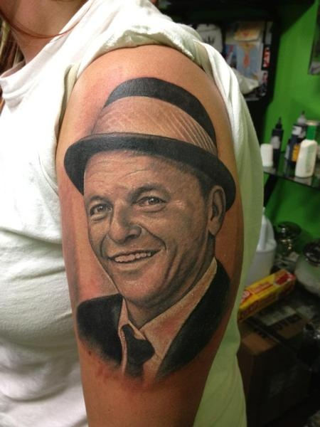 Tatuagens de Frank Sinatra 22