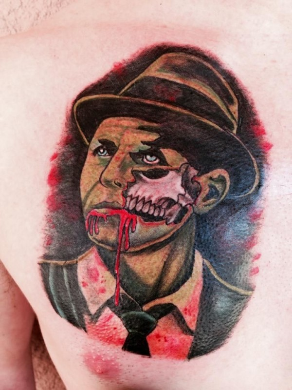 Tatuagens de Frank Sinatra 29