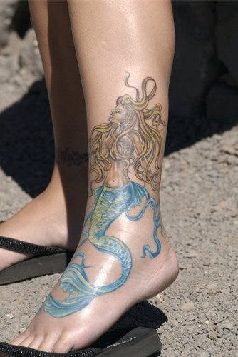 Tatuagens de Sereia 07