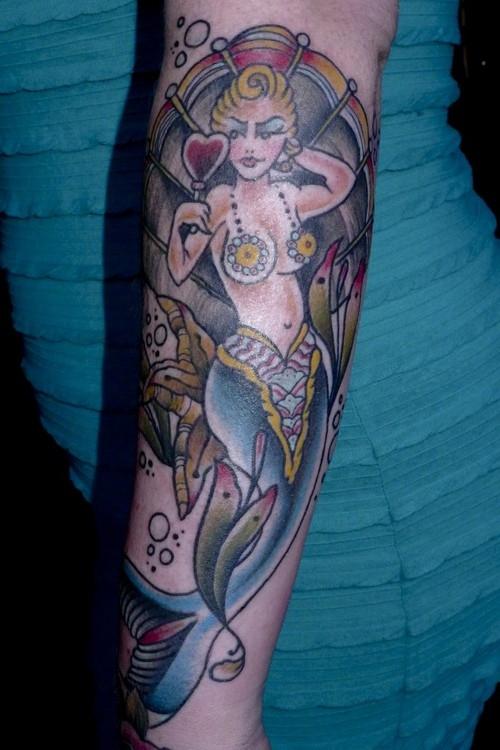 Tatuagens de Sereia 09