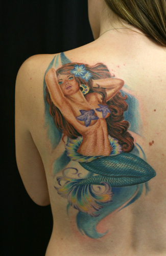 Tatuagens de Sereia 13