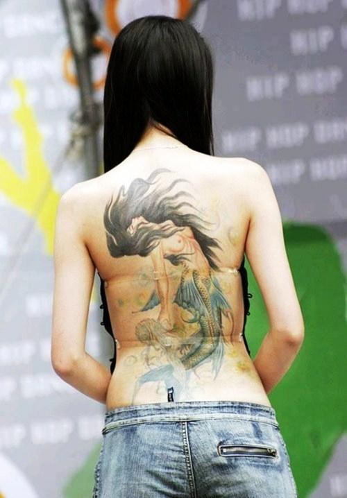 Tatuagens de Sereia 28