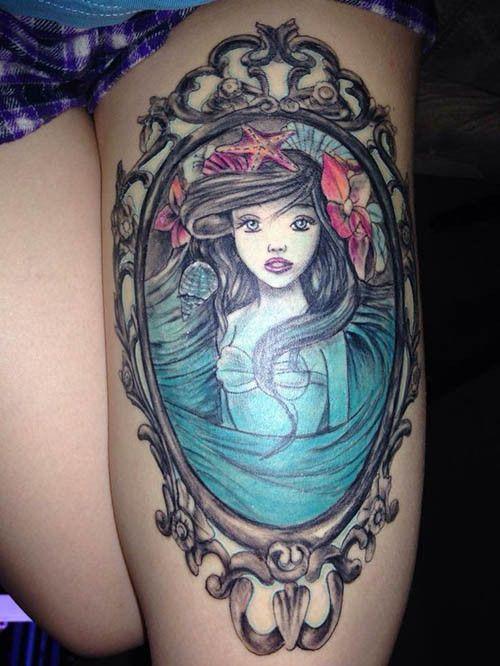 Tatuagens de Sereia 29