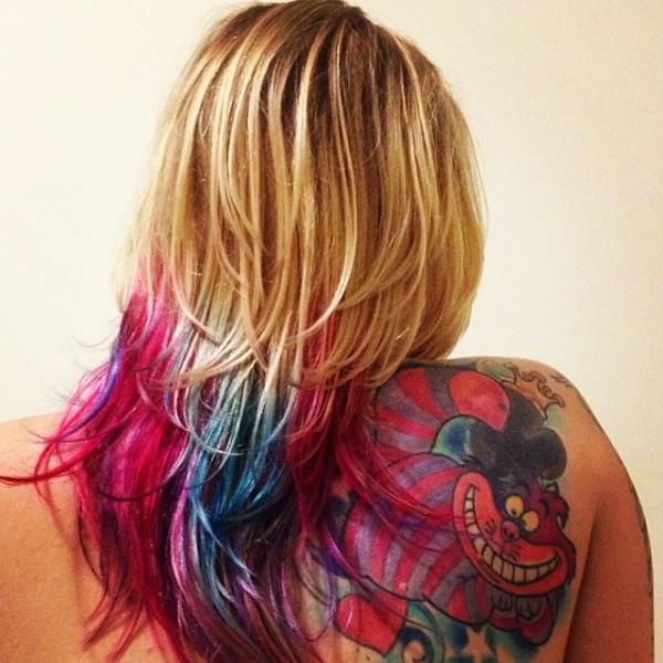 Tatuagens de Alice no Pais das Maravilhas 28