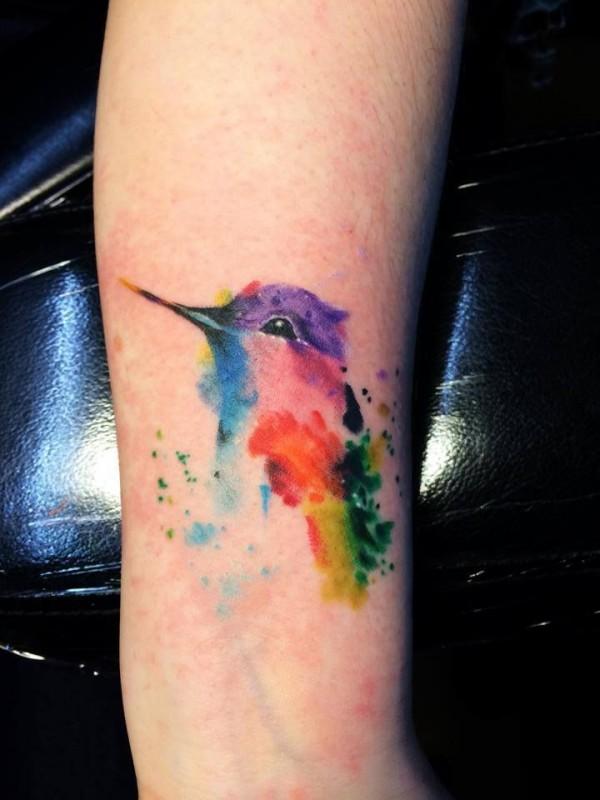 Tatuagens de Beija-Flor 09