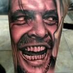 Tatuagens de personagens icônicos do cinema