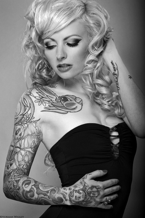 Gatas tatuadas 09