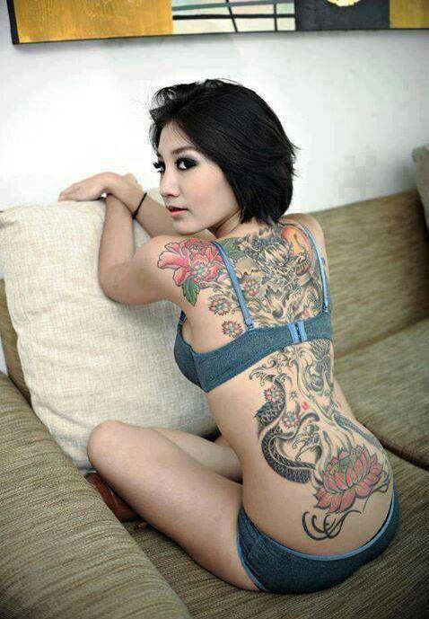 Gatas tatuadas 12