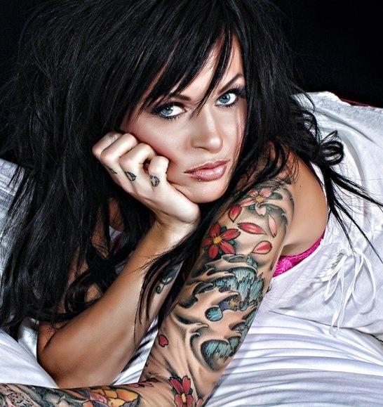 Gatas tatuadas 13