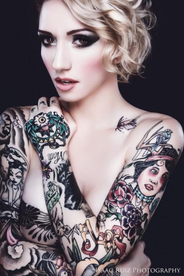 Gatas tatuadas 14