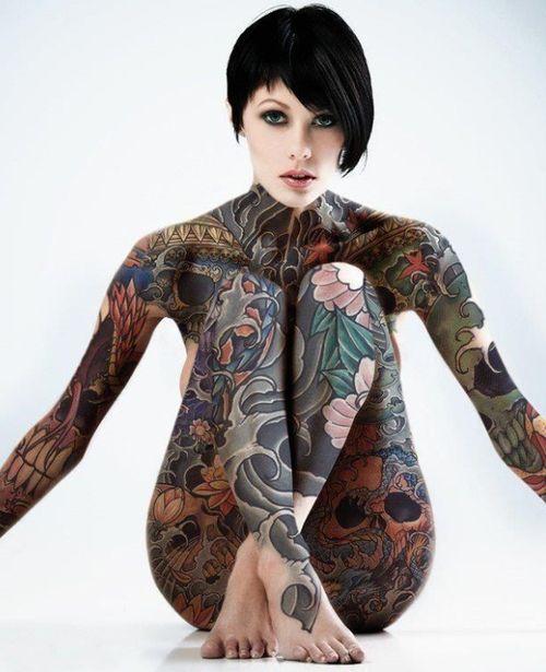 Gatas tatuadas 19