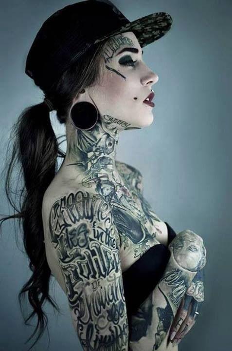 Gatas tatuadas 20