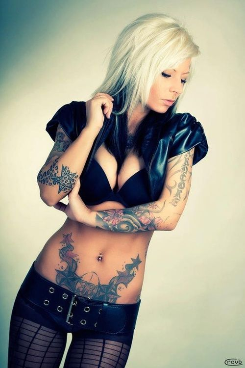 Gatas tatuadas 25