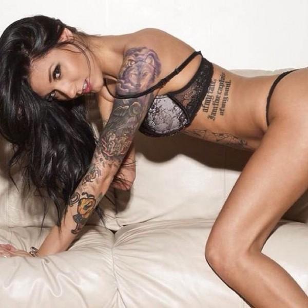 Gatas tatuadas 29