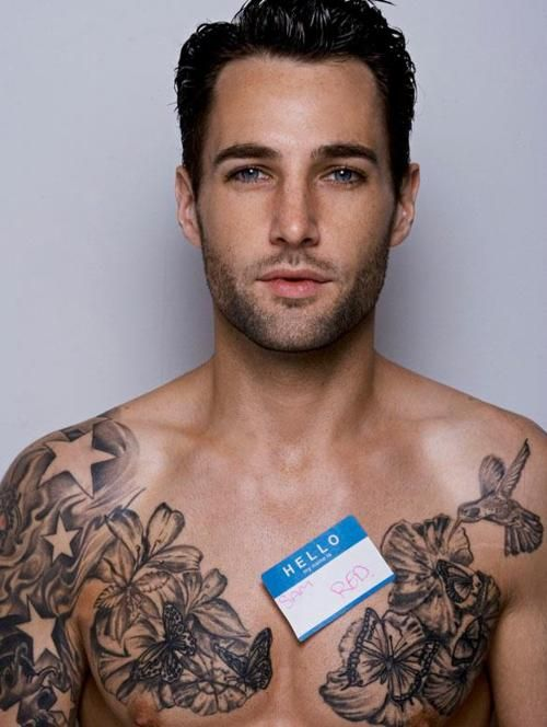Homem Tatuado 02