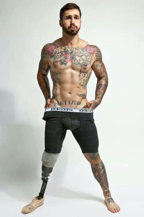 Homem Tatuado 20
