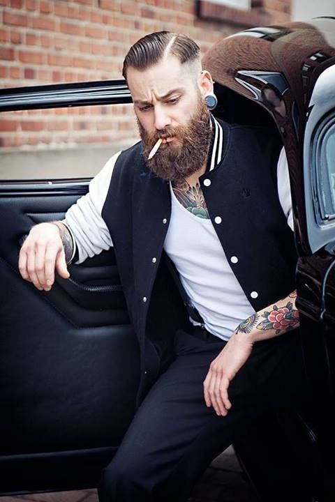 Homem Tatuado 25