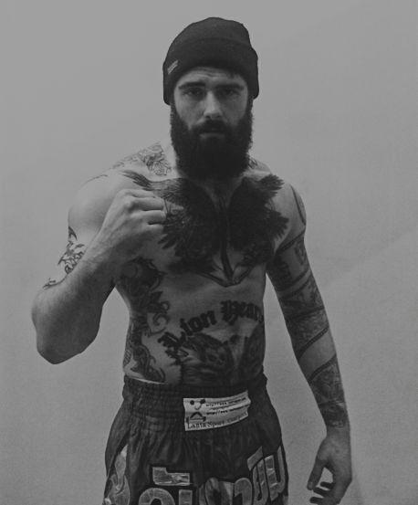 Homem Tatuado 26