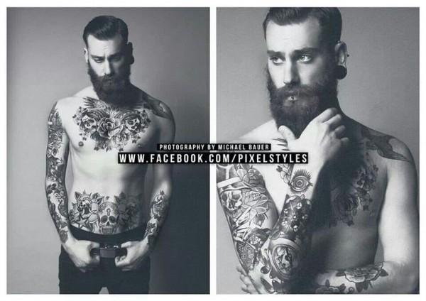 Barbudo tatuado 08