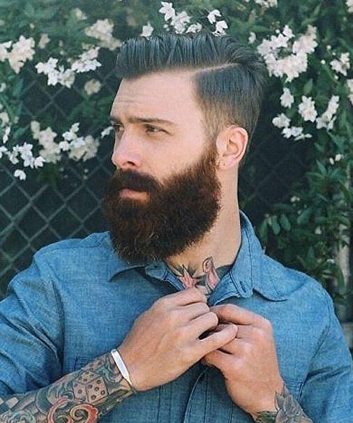 Barbudos tatuados
