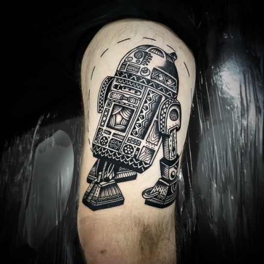 Tatuagens Star Wars day 03