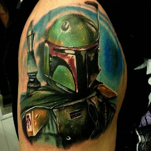 Tatuagens Star Wars day 04