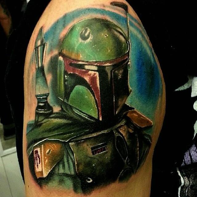 Tatuagens Star Wars day 04
