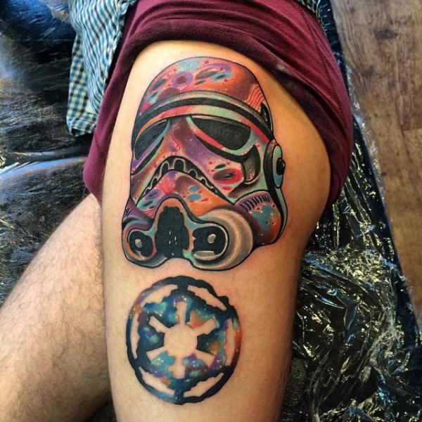 Tatuagens Star Wars day 05