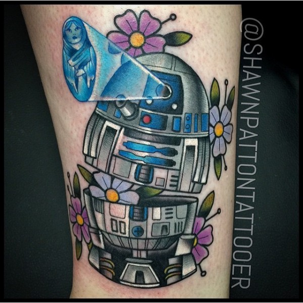 Tatuagens Star Wars day 07