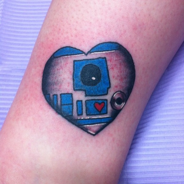 Tatuagens Star Wars day 08