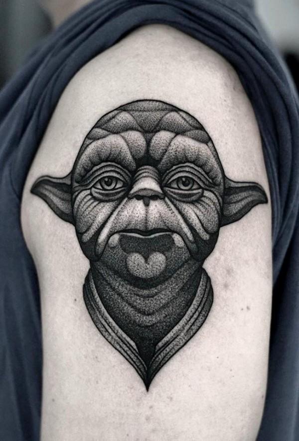 Tatuagens Star Wars day 09