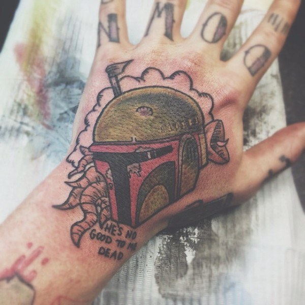 Tatuagens Star Wars day 10