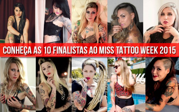Candidatas-finalistas-Miss-Tattoo-Week