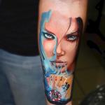 As tatuagens de apostas. Simbologia e Arte.