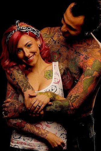 Amor e tatuagem 07