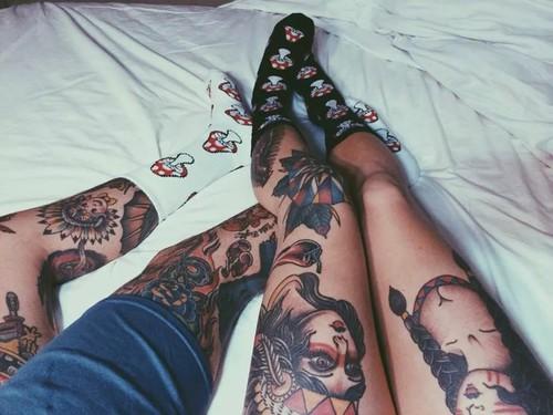 Amor e tatuagem 11