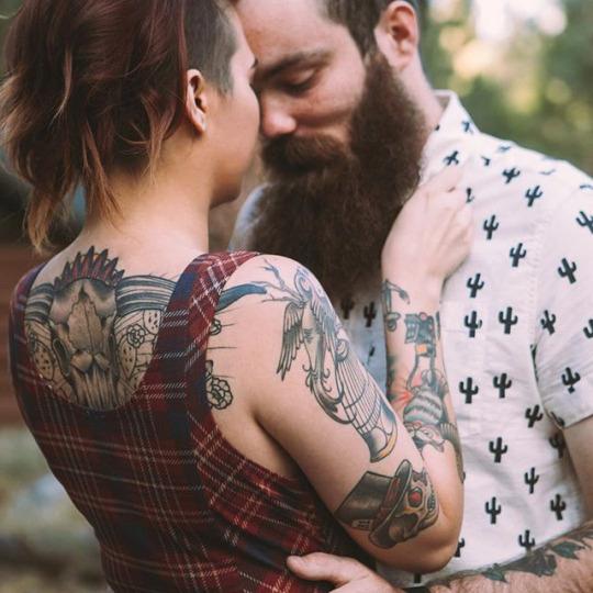 Amor e tatuagem 15