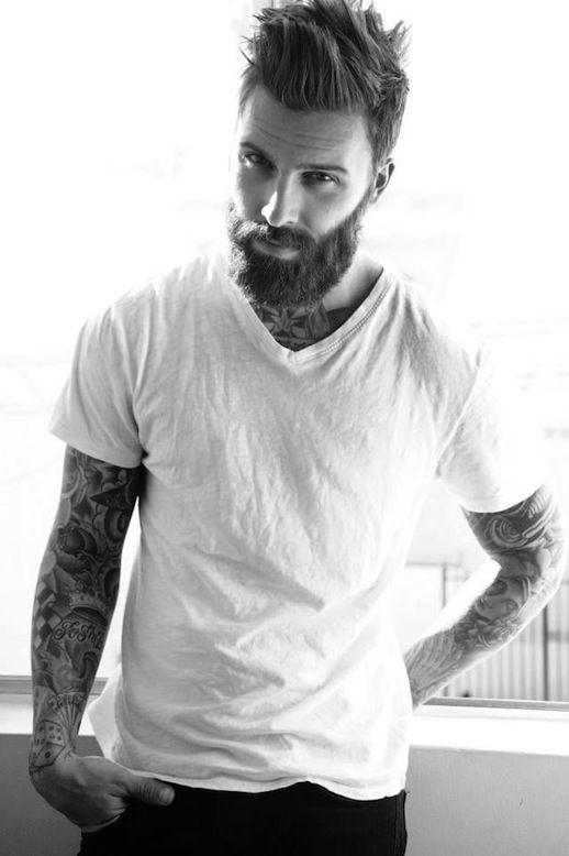 Barbudos tatuados 08