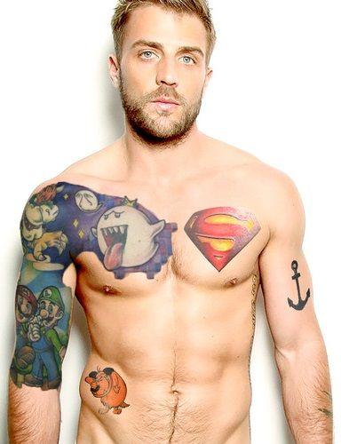 Barbudos tatuados 16
