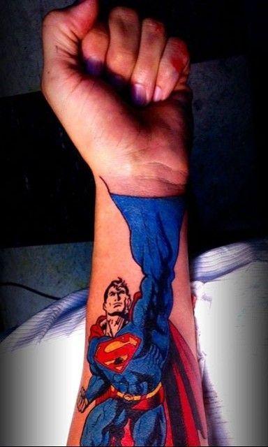 Tatuagem Criativa no Braço 09