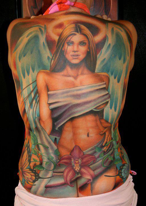 Tatuagem nas costas 01