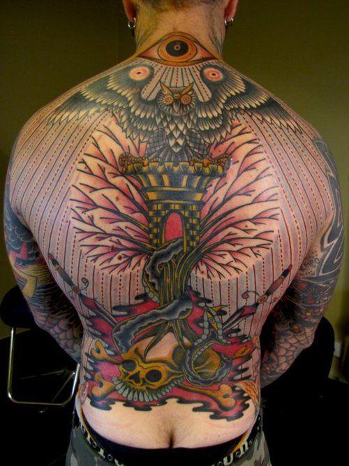 Tatuagem nas costas 02