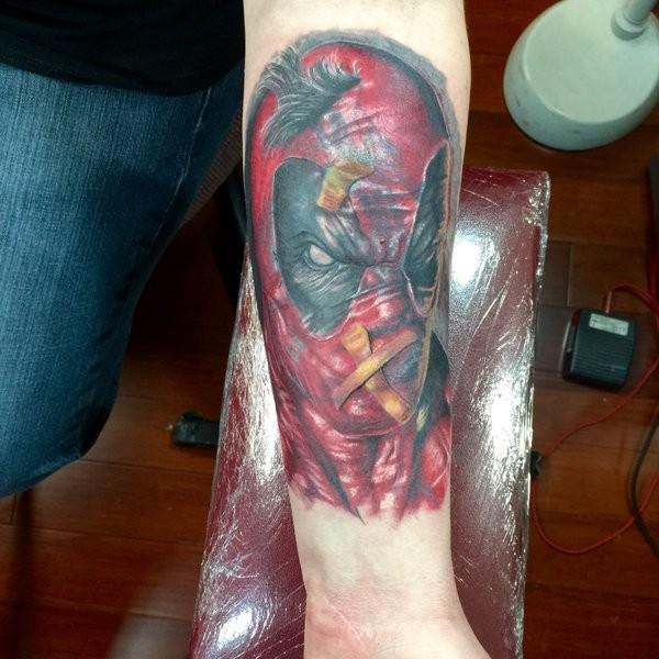 Tatuagens de Deadpool 04