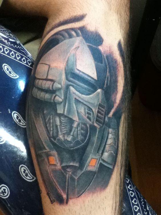 Tatuagens de Mortal Kombat 05