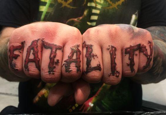 Tatuagens de Mortal Kombat 06
