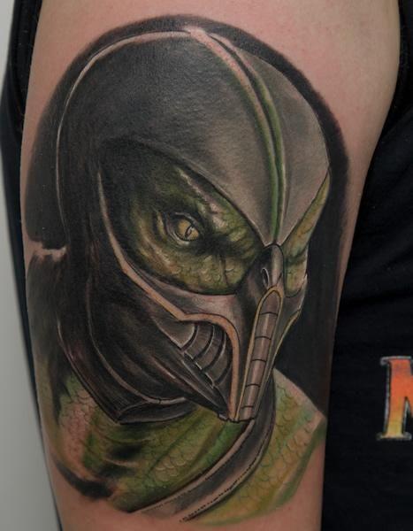 Tatuagens de Mortal Kombat 10