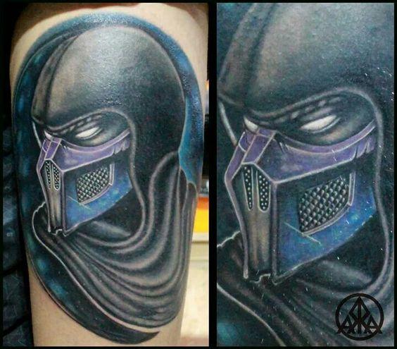 Tatuagens de Mortal Kombat 12