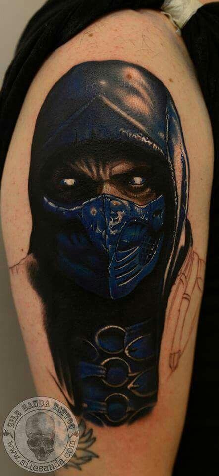 Tatuagens de Mortal Kombat 14