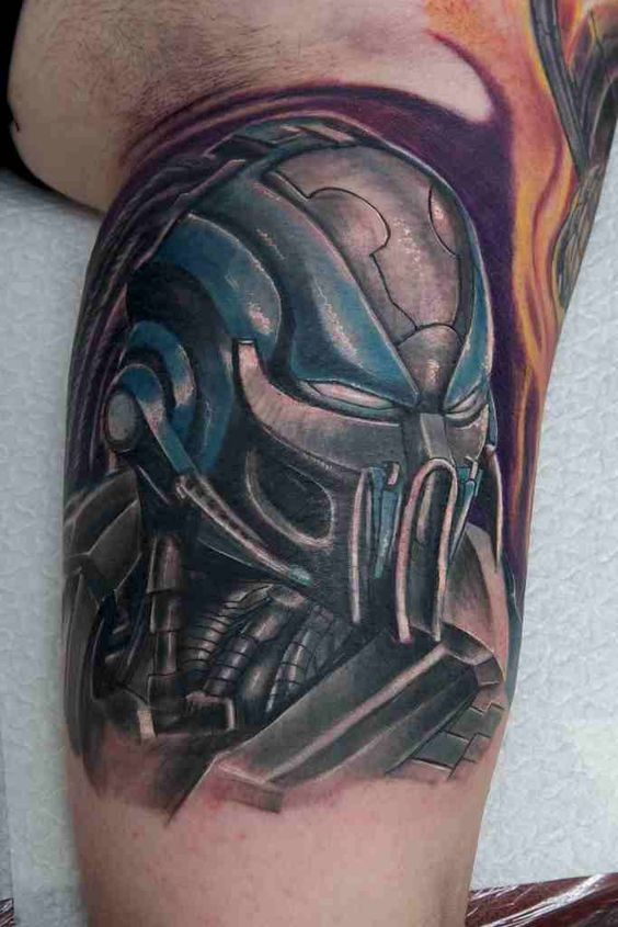 Tatuagens de Mortal Kombat 22